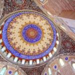 Inside of Selimiye mosque — Stock Photo