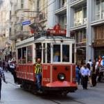 Taksim Istiklal Street — Stock Photo #11828228