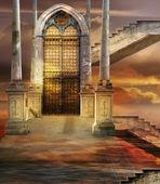 Soaring Gate — Stock Photo