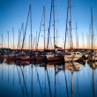 Sailboats - Stock Photo