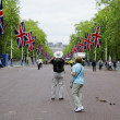 Queen's diamond Jubilee — Stock fotografie
