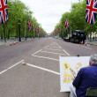 Queen's diamond Jubilee — Stock Photo