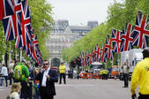 Queen's diamond Jubilee — Foto Stock