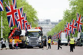 Queen's diamond Jubilee — Foto de Stock