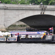 The Thames Diamond Jubilee Pageant — ストック写真