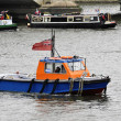 Stock Photo: Thames Diamond Jubilee Pageant