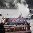 The Thames Diamond Jubilee Pageant — Stock Photo #10947719