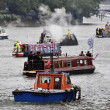 The Thames Diamond Jubilee Pageant — Stock Photo #10947723