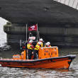 The Thames Diamond Jubilee Pageant — Stock Photo