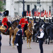 Stock Photo: Trooping the Colour