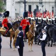 Trooping the Colour — Stock Photo #11216243