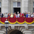 Trooping the Colour, London 2012 — Stockfoto