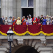 Stock Photo: Trooping the Colour, London 2012