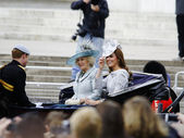 Trooping the Colour, London 2012 — Foto de Stock