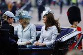 Trooping the Colour, London 2012 — Stock fotografie