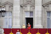 Trooping the Colour, London 2012 — Стоковое фото