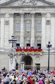 Trooping the Colour, London 2012 — 图库照片