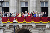 Trooping the Colour, London 2012 — Zdjęcie stockowe