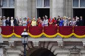 成群结队走肤色、 2012 年伦敦 — 图库照片
