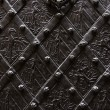 Wrought iron background — Stockfoto