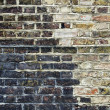 Grunge brick wall - Stockfoto