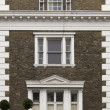 Building facade in London — Stock Photo #11576961