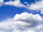 上空の背景 — ストック写真