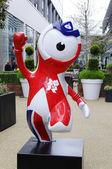 Wenlock mascot — Foto de Stock