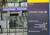 Stratford Station — Stock Photo