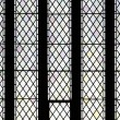Stock Photo: Stained glass in a church