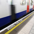 London underground — Stock Photo #11613579