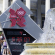 Monday July 23, 2012: Four days to London 2012 Olympic Games — Lizenzfreies Foto