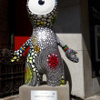 Monday July 23, 2012: Gemstones Wenlock on Piccadilly. — Foto Stock