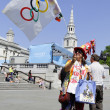 One day to London 2012 Olympics — Stock Photo