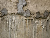 Texture of Old Grunge cement wall — Stock Photo