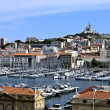 Stock Photo: Port of marseille
