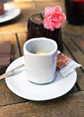 Mug of coffee — Stock Photo