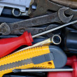 Tools for repair — Stock Photo