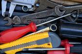 Tools for repair — Stock Photo