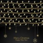 Christmas light — Stock Vector #12404421