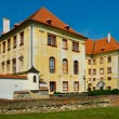 Kunstatt in Moravia castle. — Stock Photo