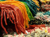 Sweet Confectionery Stall. — Stockfoto