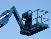 Cherry Picker Lift. — Stock Photo