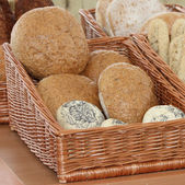 Freshly Baked Bread. — Stock Photo