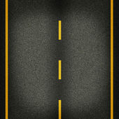 Seamless texture highway — Stock Photo