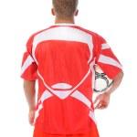 Footballer player — Stock Photo #11106099