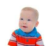 Retrato de un niño feliz — Foto de Stock