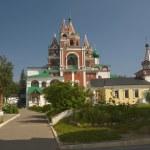 Russia. Zvenigorod. Savvino-Storozhevsky monastery — Stock Photo #11625003