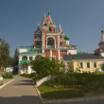 Russia. Zvenigorod. Savvino-Storozhevsky monastery — Stock Photo