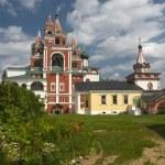 Russia. Zvenigorod. Savvino-Storozhevsk y monastery — Stock Photo #11625347